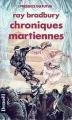 Couverture Chroniques martiennes Editions Denoël (Présence du futur) 1991