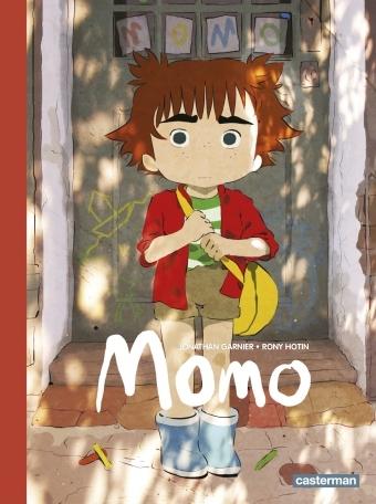 Couverture Momo, tome 1
