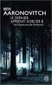 Couverture Le dernier apprenti sorcier, tome 5 : Les disparues de Rushpool Editions J'ai Lu 2016