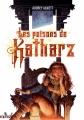 Couverture Les Chroniques de la Terre d'Airain, tome 1 : Les Poisons de Katharz Editions ActuSF (Bad Wolf) 2016