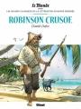 Couverture Robinson Crusoé Editions Glénat 2017