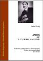 Couverture Amok / Amok ou le fou de Malaisie Editions Ebooks libres et gratuits 2010