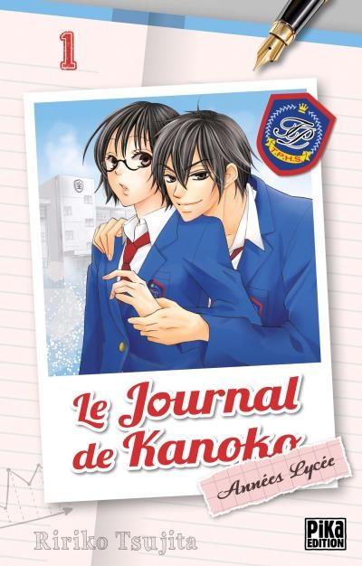 Couverture Le journal de Kanoko : Années lycée, tome 01