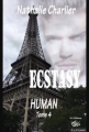 Couverture Ecstasy, tome 4 : Human Editions NCL 2017