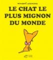 Couverture Le chat le plus mignon du monde Editions Thierry Magnier 2017