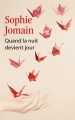 Couverture Quand la nuit devient jour Editions France Loisirs 2017