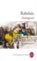 Couverture Pantagruel Editions Le Livre de Poche (Classiques) 1979