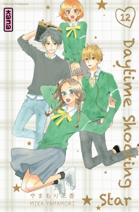Couverture Daytime Shooting Star, tome 12