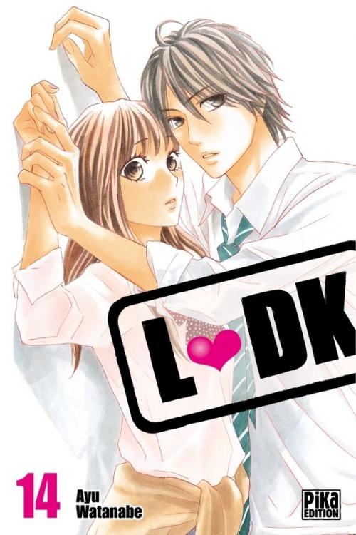 Couverture L-DK, tome 14