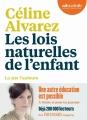 Couverture Les lois naturelles de l'enfant Editions Audiolib 2017