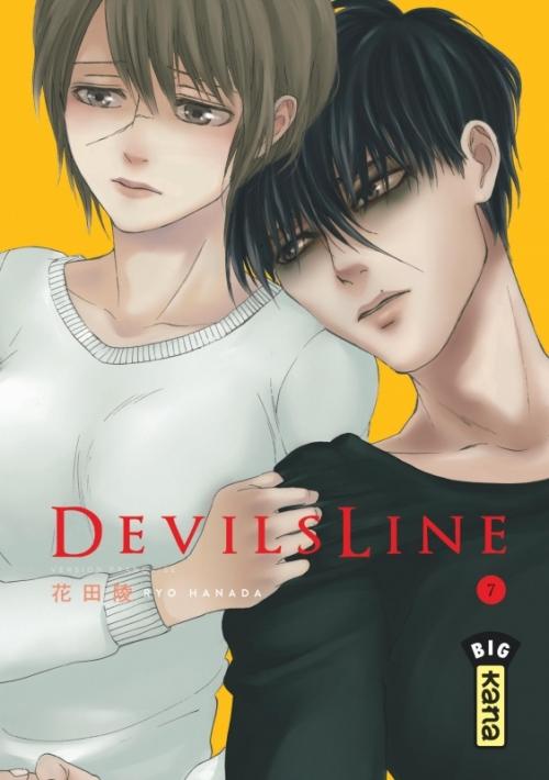Couverture Devil's line, tome 07