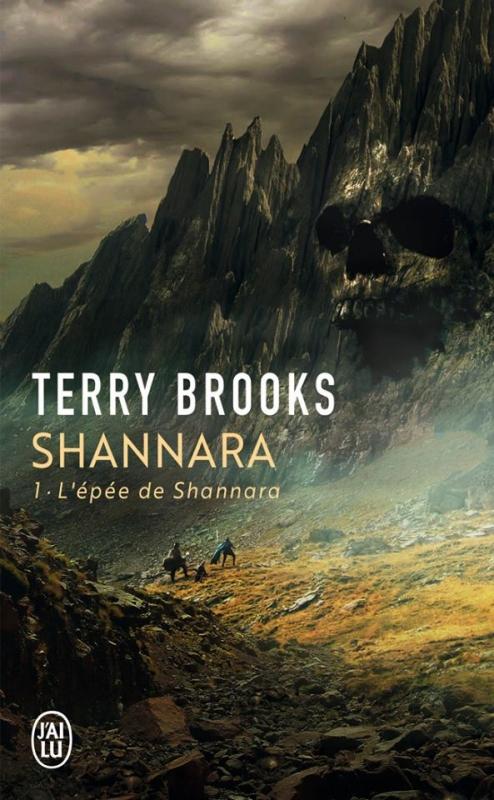Couverture Shannara, tome 1 : L'Épée de Shannara / Le Glaive de Shannara