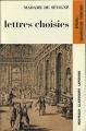 Couverture Lettres Editions Larousse (Nouveaux classiques) 1965