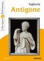 Couverture Antigone Editions Magnard (Classiques & Patrimoine) 2012