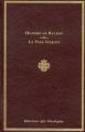 Couverture Le Père Goriot Editions Sélection du Reader's digest 2016