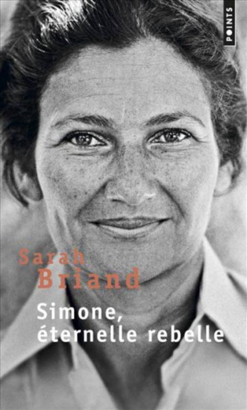 Couverture Simone, éternelle rebelle