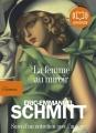 Couverture La femme au miroir Editions Audiolib 2011