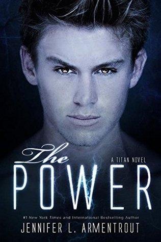 Couverture Titan, book 2: The Power