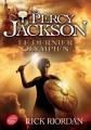 Couverture Percy Jackson, tome 5 : Le dernier olympien Editions Le Livre de Poche (Jeunesse) 2016