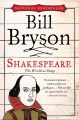 Couverture Shakespeare : Antibiographie Editions Harper Perennial 2008