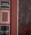 Couverture Les fleurs du mal / Les fleurs du mal et autres poèmes Editions Rencontre Lausanne 1967