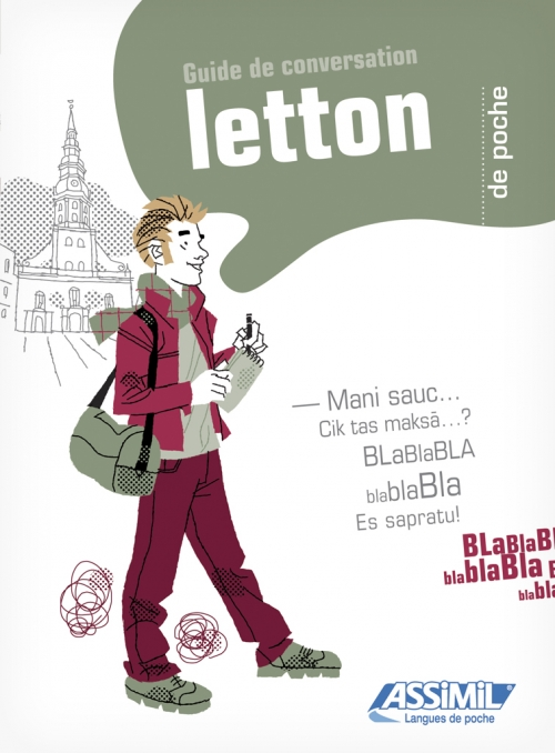 Couverture Letton de poche