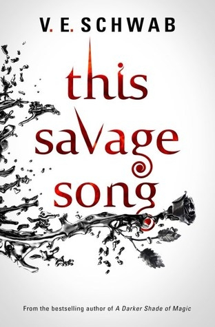 Couverture Monsters of verity, book 1: This savage song