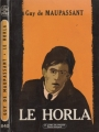 Couverture Le Horla Editions Albin Michel 1981