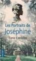 Couverture Les portraits de Joséphine Editions Pocket 2017