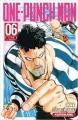 Couverture One-punch man, tome 06 Editions Kurokawa 2017