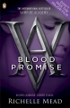 Couverture Vampire Academy, tome 4 : Promesse de sang Editions Penguin books 2010