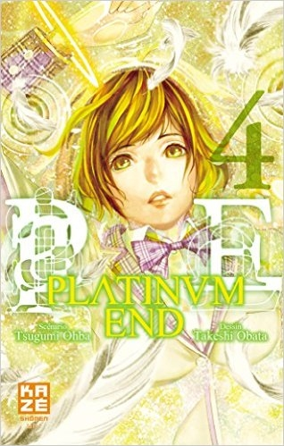 Couverture Platinum end, tome 04