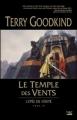 Couverture L'épée de vérité, tome 04 : Le temple des vents Editions Bragelonne 2005