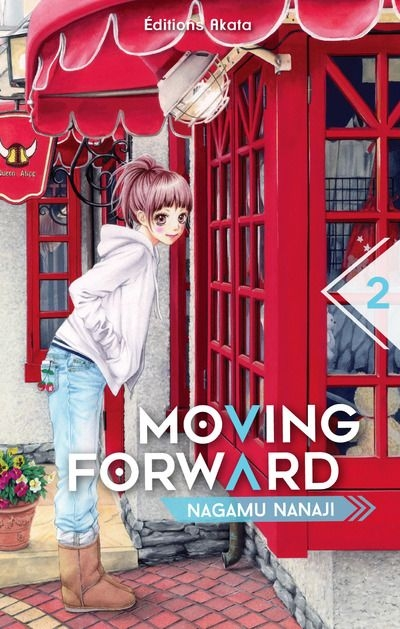 Couverture Moving Forward, tome 2