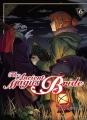 Couverture The Ancient Magus Bride, tome 06 Editions Komikku 2017