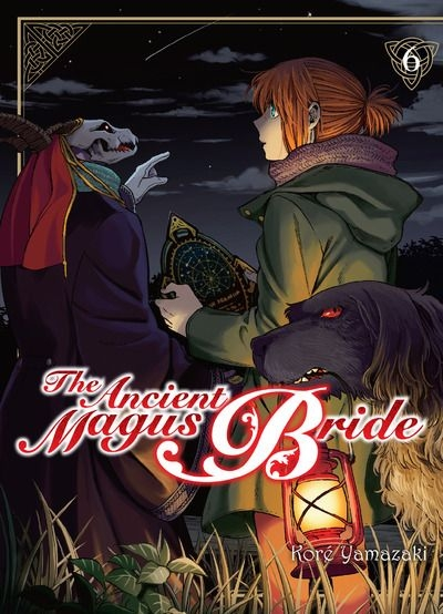 Couverture The Ancient Magus Bride, tome 6