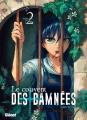 Couverture Le couvent des damnées, tome 2 Editions Glénat (Seinen) 2017