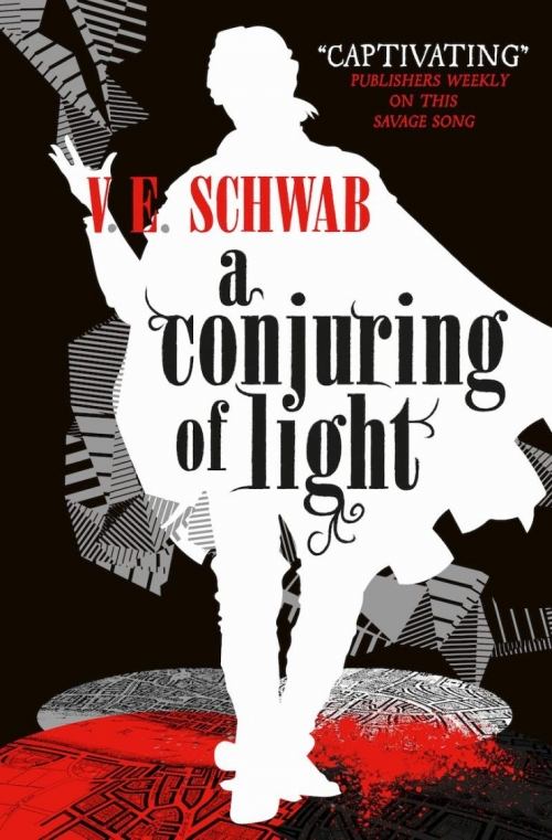 Couverture Shades of Magic, book 3 : A Conjuring of Light
