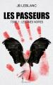Couverture Les passeurs, tome 1 : Les âmes noires Editions Aconitum 2016