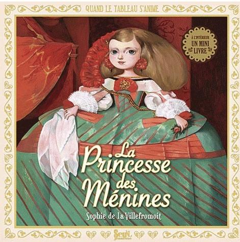 Couverture La Princesse des Ménines