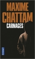 Couverture Carnages Editions Pocket (Thriller) 2010