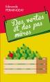 Couverture Des vertes et des pas mûres Editions France Loisirs 2017