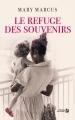 Couverture Lavina / Le refuge des souvenirs Editions Presses de la cité 2017