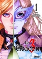 Couverture Le 3e Gédéon, tome 1 Editions Glénat (Seinen) 2017