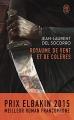 Couverture Royaume de vent et de colères Editions J'ai lu (Fantasy) 2017