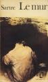 Couverture Le mur Editions Folio  1972
