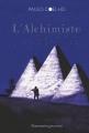 Couverture L'alchimiste Editions Flammarion (Jeunesse) 2016