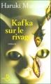 Couverture Kafka sur le rivage Editions Belfond 2011