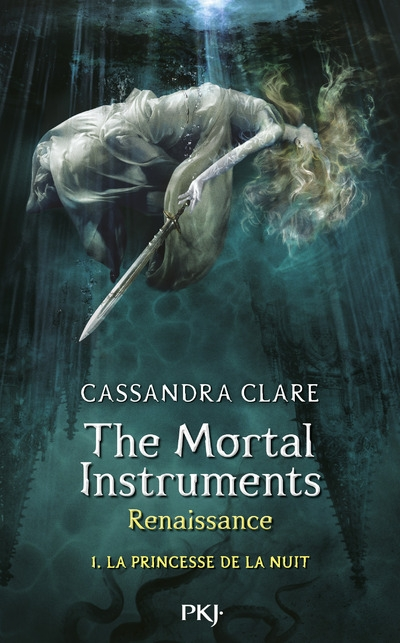 Couverture The mortal instruments : Renaissance, tome 1 : La princesse de la nuit