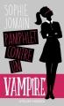 Couverture Pamphlet contre un vampire Editions L'Atelier Mosésu 2017